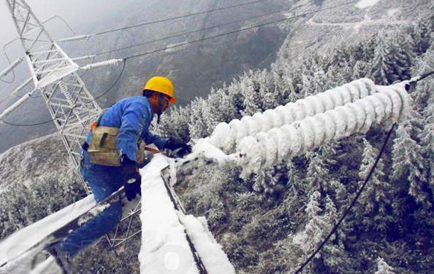 Расстает ли с киевским снегом и афера  Глобальное потепление ?