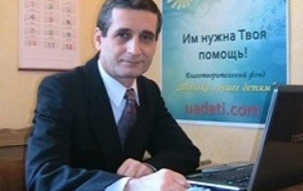 Виталий Пискун – надо выбрать благотворительный фонд с хорошей репутацией
