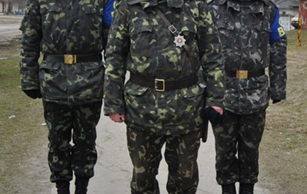 Закон і порядок у військових одностроях