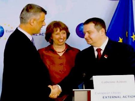 Признание Белградом Косово – начало новой партии на Балканах