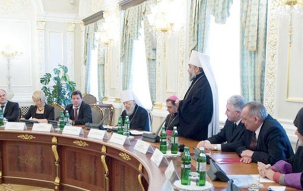 Руководство УПЦ МП выступило против вхождения Украины в Таможенный союз...