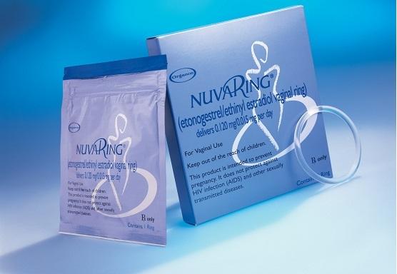 Вагинальное кольцо для контрацепции НоваРинг
