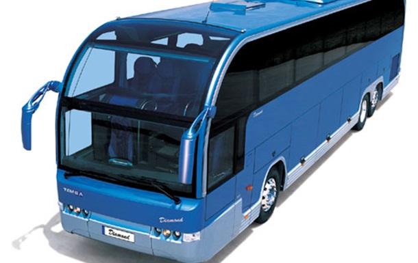 Збірний образ українського автобусу  Україна - Польща