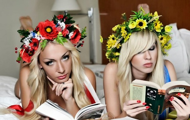 Феномен руху «Femen» в Україні