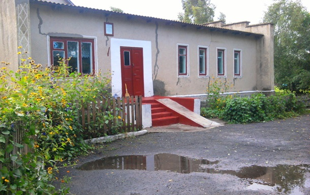 Секретні плани на Грибенинську школу  Хмельницька  область