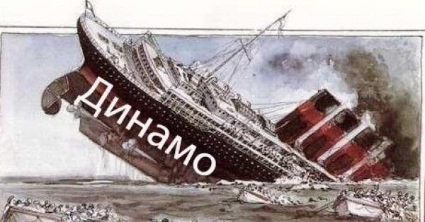Динамо-машина на холостом ходу