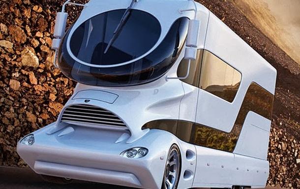 Шикарный мобильный дом на колесах