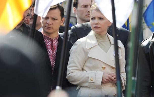 Тимошенко в Німеччині - перемога Януковича