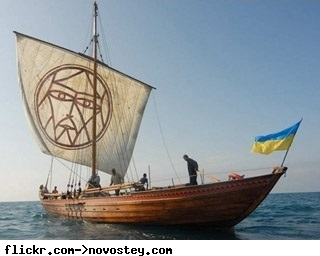 Як козаки за море ходили