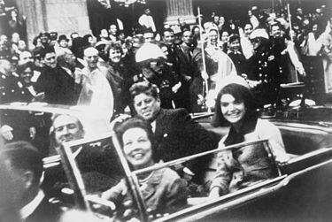 50 років тому вбили Кеннеди