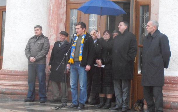 Євромайдан:  Шлях до Львова - через Київ