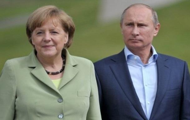 Новый раздел Европы: пакт Меркель — Путина