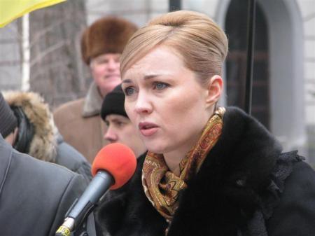Вікторія Шилова виключена з Радикальної партії за зраду народу України
