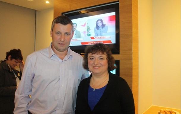 Элеонора Гройсман и Стас Мисежников беседуют о Евромайдане на RTVi
