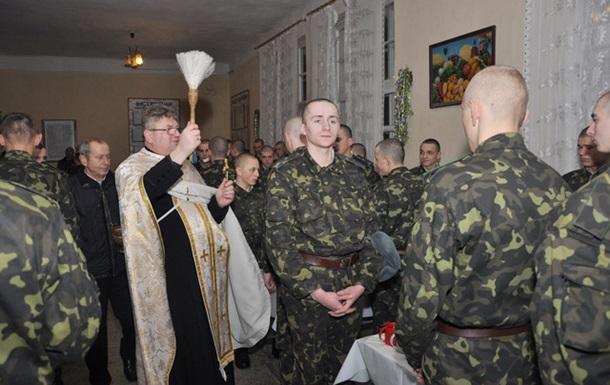 Солдати Залізної бригади зустрічали Різдво по родинному