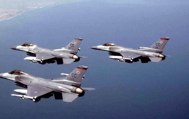 Дания вслед за Францией направляет шесть истребителей F-16s в Прибалтику - СМИ