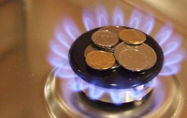 Тарифы на газ будут расти в течение четырех лет