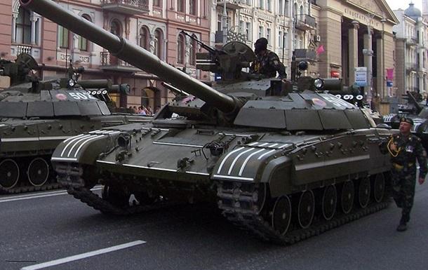 Воинская часть в Черниговской области получила танки Булат после решения суда