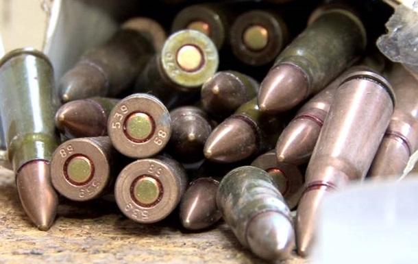 Во Львове вернули треть оружия, похищенного из райотделов города в ночь на 19 февраля