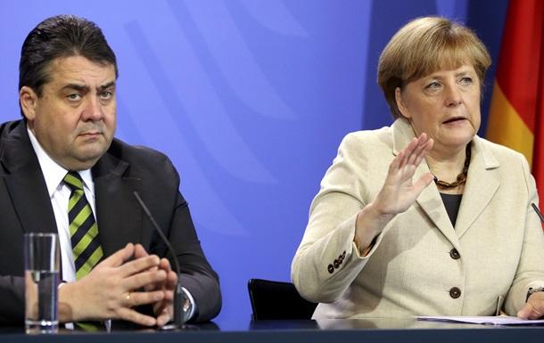 Разумной альтернативы поставкам природного газа в ЕС из России нет - вице-канцлер Германии