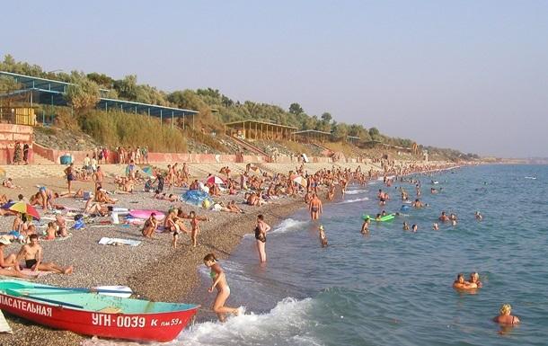 На отдых в Крым будут пускать по спецразрешениям