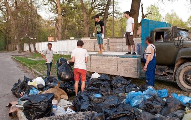 В Киеве приведут в порядок Сырецкий парк