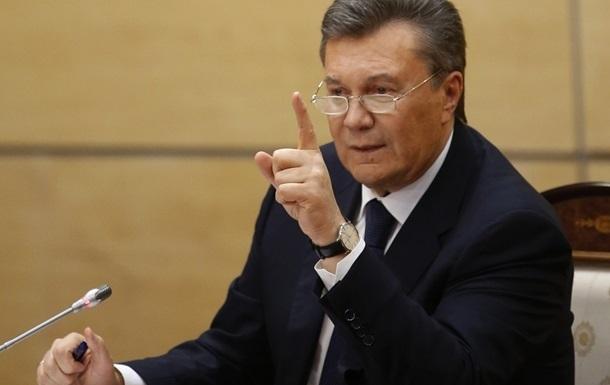 Полный текст обращения Виктора Януковича к украинскому народу