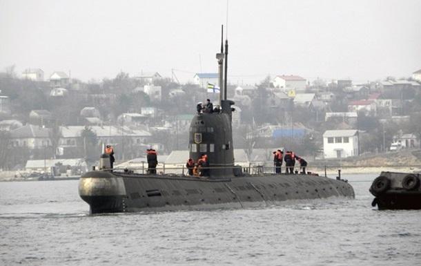 Россия вернет Украине субмарину Запорожье
