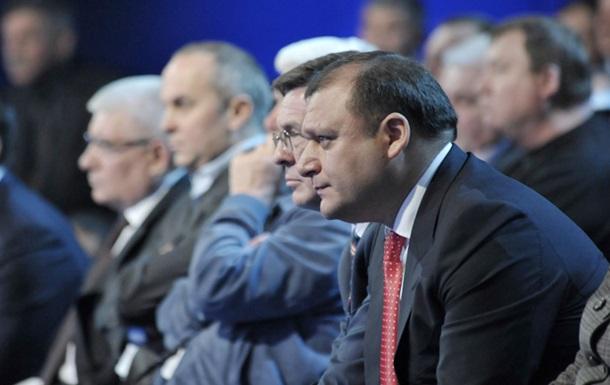 Чечетов рассказал, почему Партия регионов поддержала Добкина, а не Тигипко