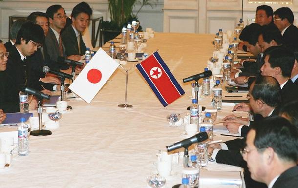 Между Японией и КНДР начались первые за два года переговоры