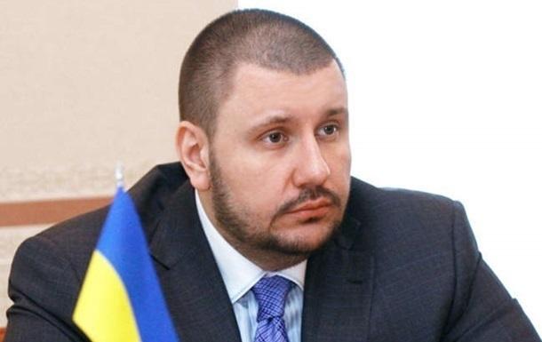 Экс-министр Клименко в Миндоходов сидел в кресле за 70 тыс евро и проводил переговоры в  железной комнате