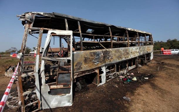 В Индии в ДТП погибли десять человек
