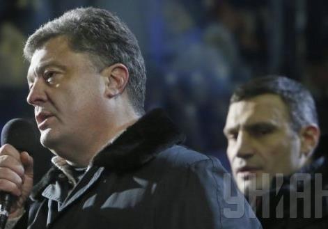 Почему Порошенко-Кличко, а не Тимошенко-Луценко