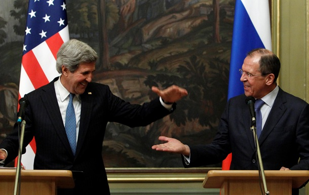 Позиции России и США по Украине: Война слов и санкций