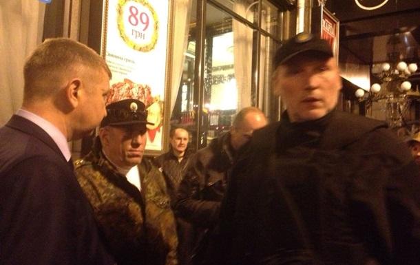 Правоохранителям не удалось задержать стрелявшего в центре Киева