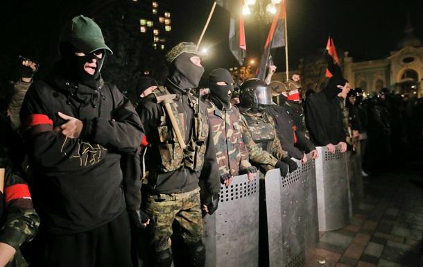 Рада поддержала разоружение Правого сектора и Самообороны Майдана
