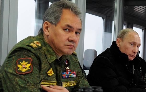 В Украине был применен сценарий  арабской весны  - Шойгу