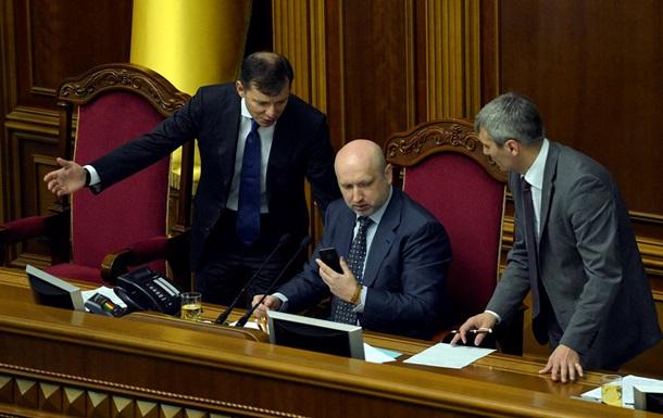 Рада одобрила допуск иностранных войск на территорию Украины