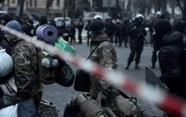 Милиция боится идти на Майдан – глава КГГА