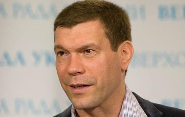 Кандидат в президенты Царев задекларировал 234 тыс гривен доходов