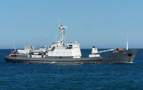 Возле Одессы замечен российский разведывательный корабль - СМИ