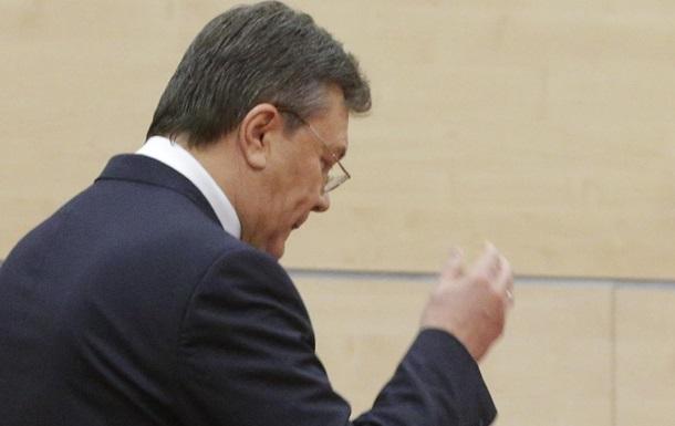 Янукович попытается убедить Путина вернуть Крым Украине