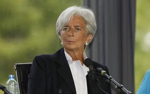 Глава МВФ: Ситуация в Украине может иметь значительные последствия для всего мира