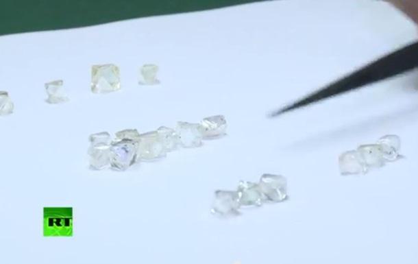 Лучшие друзья девушек: как производятся якутские бриллианты