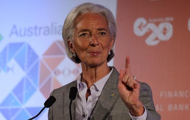 Санкции Запада уже оказали на Россию негативное воздействие - глава МВФ