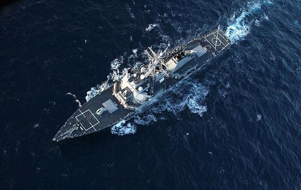 В Черное море направляется американский эсминец Дональд Кук