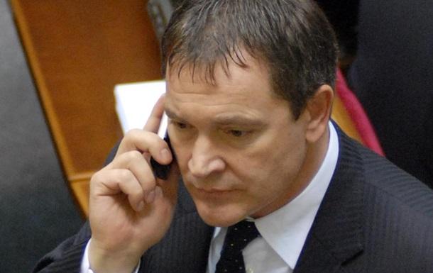 Колесниченко написал заявление о сложении депутатских полномочий