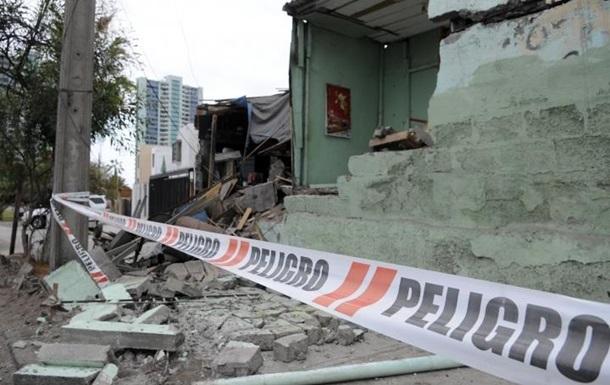 В Чили зафиксировали около 20-ти подземных толчков