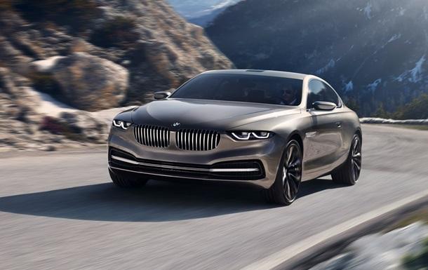BMW представит прототип девятой серии в конце апреля