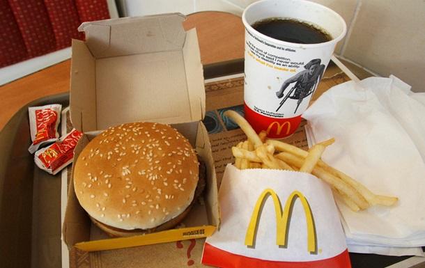 McDonald s приостанавливает работу крымских отделений